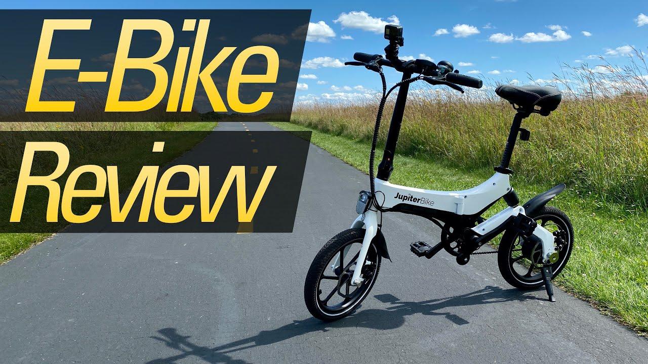 Jupiter Discovery X5 E-Bike Review