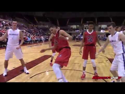 Wisconsin Commit Kobe King Senior Highlights