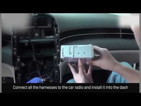 The install guide for 2012-2014 Chevy Chevrolet Malibu 10.4 inch Touch Screen Radio Upgrade Removal
