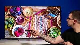 lCD телевизор LG OLED55C7V обзор