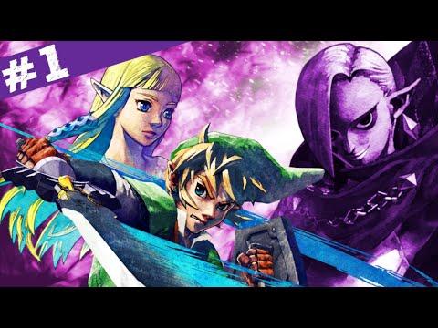 Zelda Skyward Sword EN VRAI - Partie 1