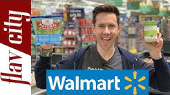 Top 20 Keto Products At Walmart - Clean Keto Grocery Haul