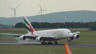 25+ Minutes Of HD Planespotting - Flughafen Wien-Schwechat (A3…