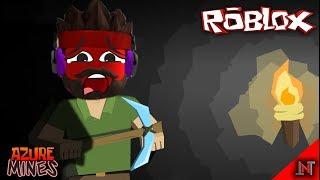 ROBLOX indonesia #15 Azure Mines | Penambang Emas 😱🤑🤑