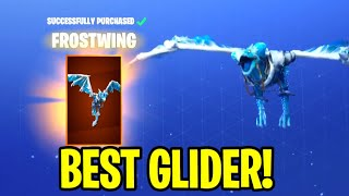 frostwing glider is better than the skins... Fortnite ITEM SHOP [September 19] Soccer Skins RETURN