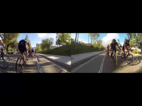 CSUN / Worlds Tue Evening Ride 5-20-2014