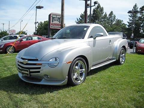 2006 Chevrolet Ssr Start Up Exhaust And In Depth Tour Review