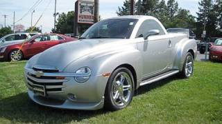 2006 Chevrolet SSR Start Up, Exhaust, and In Depth Tour/Review