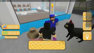Finding a glitch in halloween roblox! :Halloween special