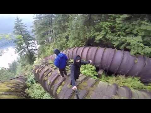 Exploring Abandoned BC Hydro
