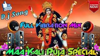 Jai Maa kali//Dj Mukesh Babu//Full Vibration Mix//