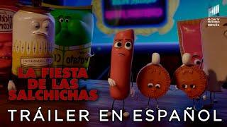 LA FIESTA DE LAS SALCHICHAS Trailer en español HD Ya en cines
