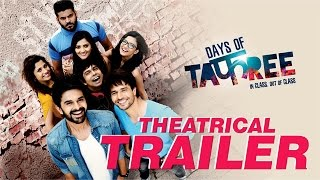 Days of Tafree | Theatrical Trailer | In Cinemas on Sep  23rd