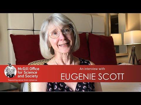 Eugenie Scott on Changing Your Mind