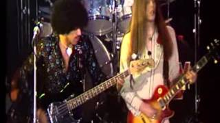 THIN LIZZY - LIVE AT THE NATIONAL STADIUM (1975) - PART 1