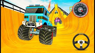 Real Monster Truck Games 2020 - New Car Games 2020 - Android GamePlay