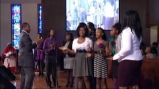 """Ensemble of Praise Sings """"Born to Die"""" at the 2012 West End SDA Church Christmas Cantata"""