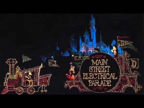 Disneyland's Main Street Electrical Parade 40th Anniversary Mix
