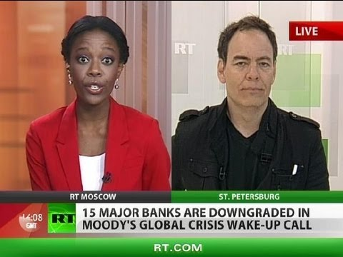 Max Keiser: Banks Are Dead!