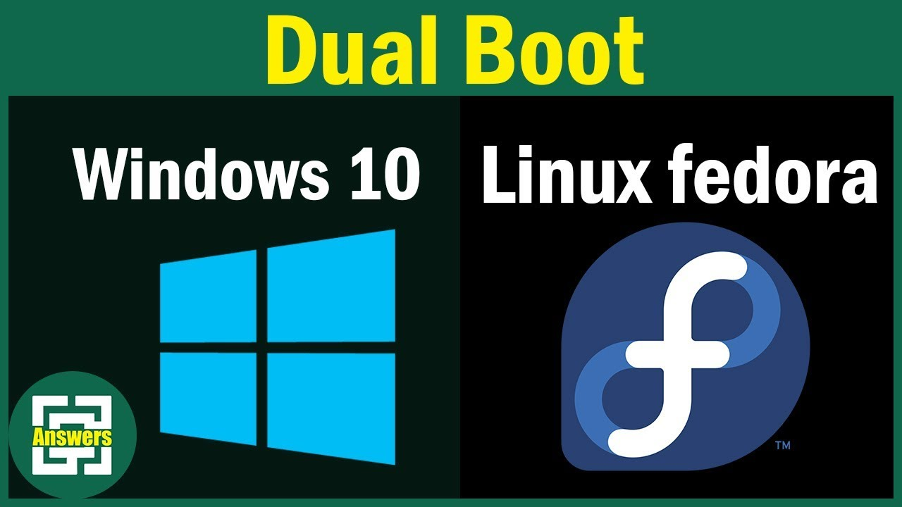 autumn shoes limited guantity save off Dual boot fedora with windows 10 | The complete guide | 100% WORKING