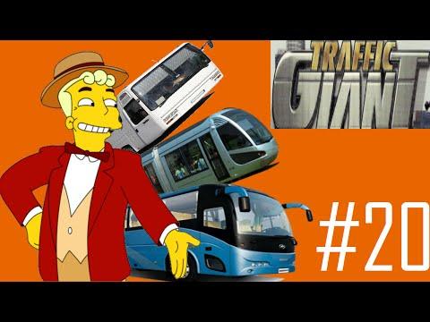 Traffic Giant #20 Skwalker vs His throat  