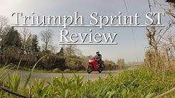 Triumph Sprint ST 1050 Review