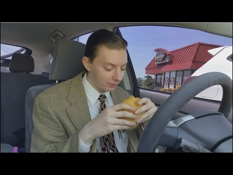 Hardee's Bacon 3-Way Burger - Food Review