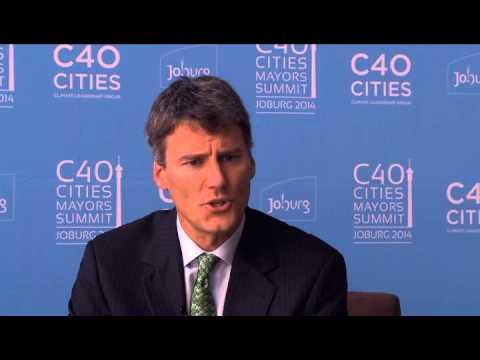 C40 Summit Video Blog Series: Gregor Robertson, Mayor of Vancouver