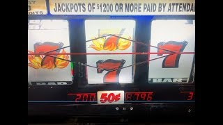 Good Win Good profit★Three types of slots ! #1 BLAZING 7s Slot, #2 Gems Slot, #3 Triple Star 7s Slot