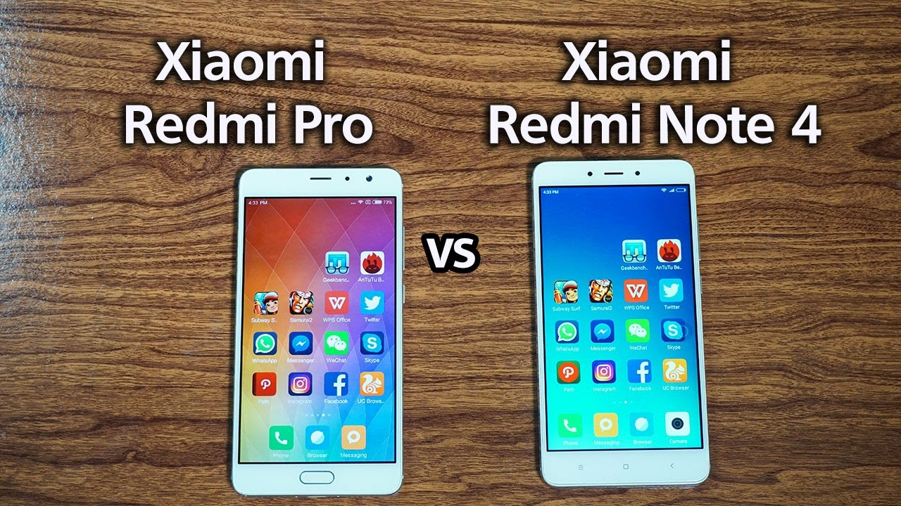 Xiaomi Redmi Note 4 Camera: Xiaomi Redmi Note 4 Vs Redmi Pro Camera Test (English Sub