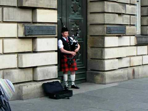 Clumsy Lover or Itchy Fingers - Bagpipes