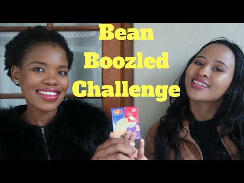 BeanBoozled Challenge w/LeboKutyBlog | South African Blogger | ByLungi