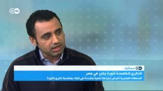 النظام السياسي في مصر يتهم من ينتقده بالعمالة