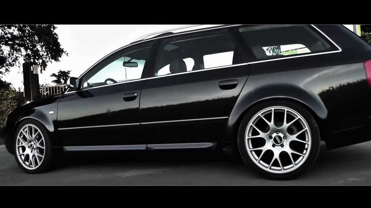 audi s6 4 2 avant youtube. Black Bedroom Furniture Sets. Home Design Ideas