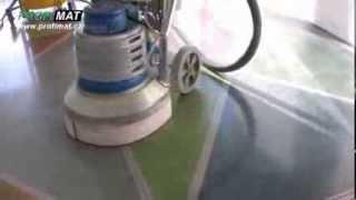 Barevný Superconcrete-Superbeton povrchová úprava betonové podlahy