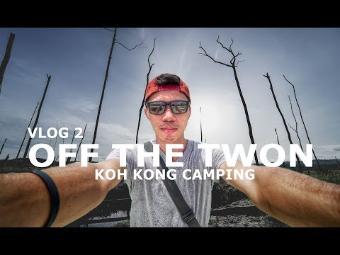 Go out and let camping/ បោះតង់-កោះកុង