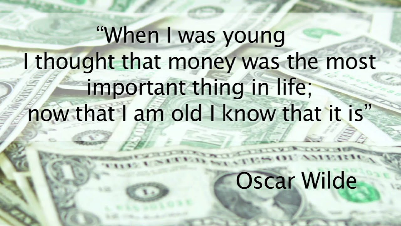 Why money is important for or life?