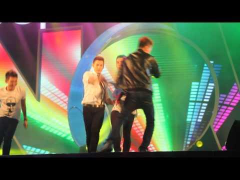 [20130621] 365daband nhảy Gangnam Style - Pepsi Now