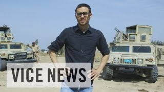 On The Line (Trailer): David Enders Discusses Reporting on the Islamic State and the Middle East