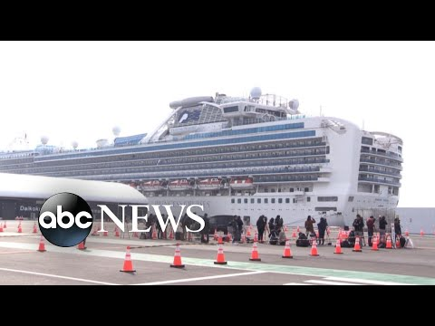 Desperation grows aboard cruise ship with coronavirus