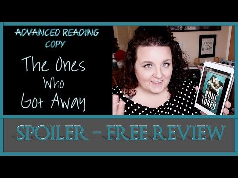 The Ones Who Got Away | ARC Review