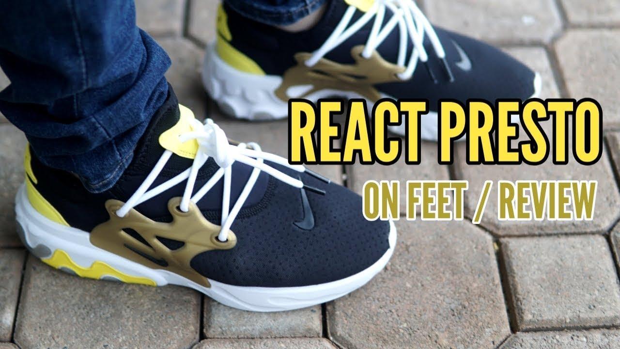 Nike React Presto Brutal Honey - Better