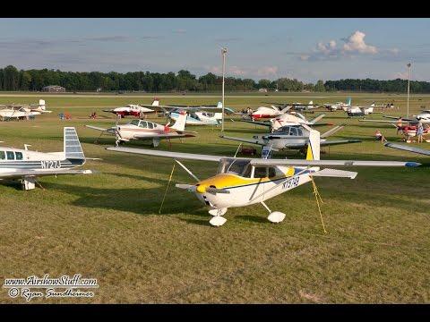 EAA AirVenture Oshkosh 2014 Mega Compilation - Raw Footage