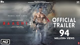 Watch video : Baaghi 2 trailer is out!