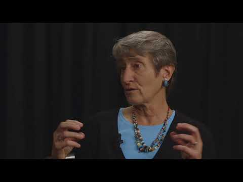 On The Record: IOP Fellow Sally Jewell