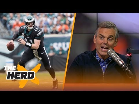 Colin Cowherd's 'Super Bowl 6' after Week 9 in the NFL | THE HERD