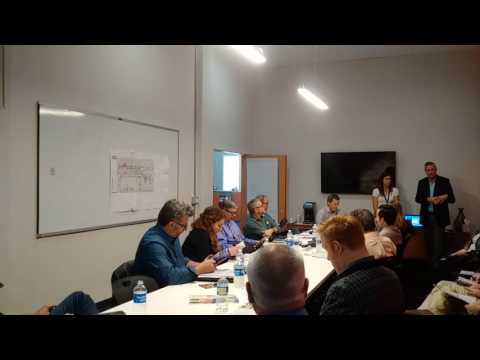 2016 06 16 Hollywood Property Owners Alliance Board Meeting 1/2