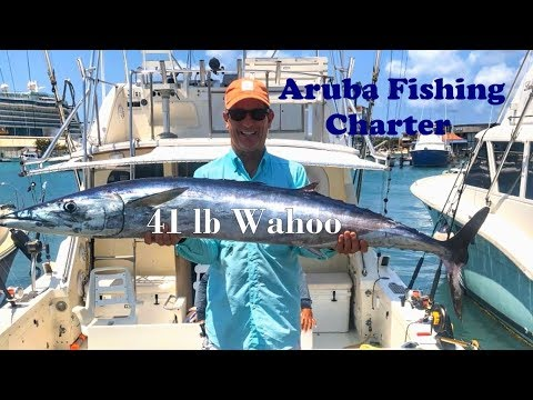 Aruba Fishing Charter March 2018