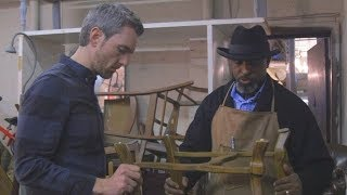 Dream Jobs: Charles Thomas, craftsman