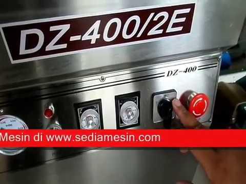 Jual Mesin Vacuum Sealer Dz 400/2E || 081328495674